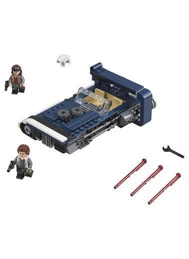 Lego Lego Star Wars Han Solos Landspeeder 75209 Renkli